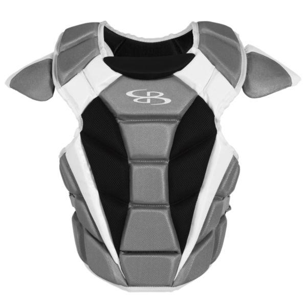 Boombah DEFCON Youth Chest Protector Dark Charcoal/Black