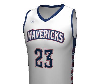 Custom Basketball Full V-Neck Uniforms