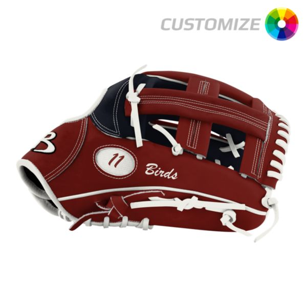 Custom Fielding Glove B1 Web