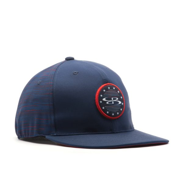 Men's Elite Series Inkflex USA Star Crest Navy/Red/White