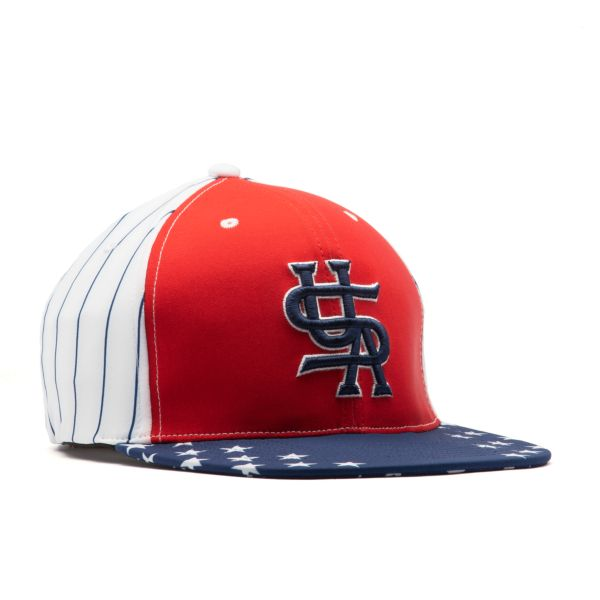 Men's Elite Series Inkflex USA On Deck Red/White/Navy