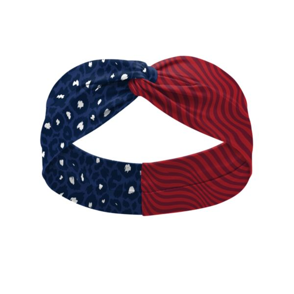 Women's Twisted Performance Headband