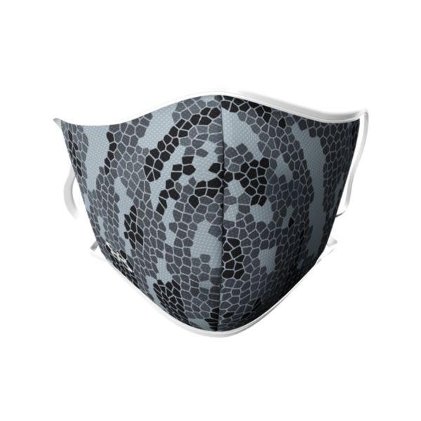 Scales Dual Strap Tie On Face Mask - 3 Pack