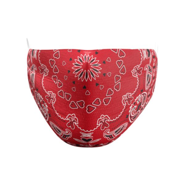 Bandana Elastic Over Ear Face Mask