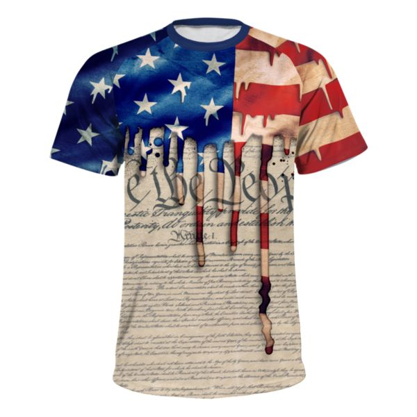 Men's USA We The People Shirt