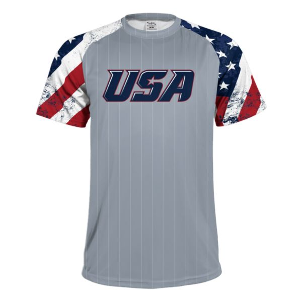 Youth USA Stars and Stripes Shirt