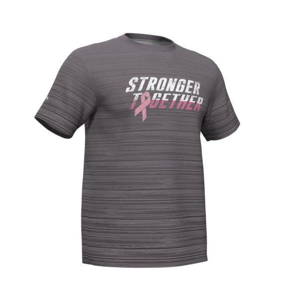 Men's Breast Cancer Awareness Density Knit T-Shirt