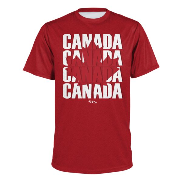 Men's Canada Country Pride Loose Fit Performance T-Shirt