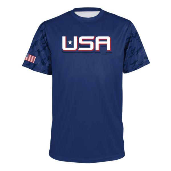 Men's USA Undivided Shirt