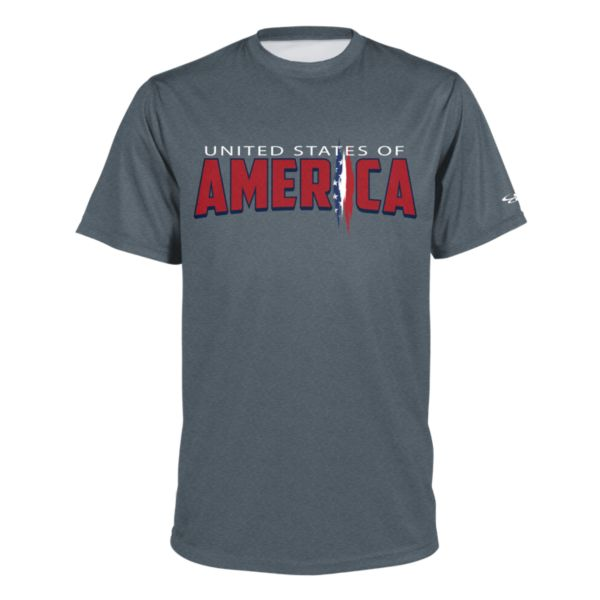 Men's USA Pride Performance Tee