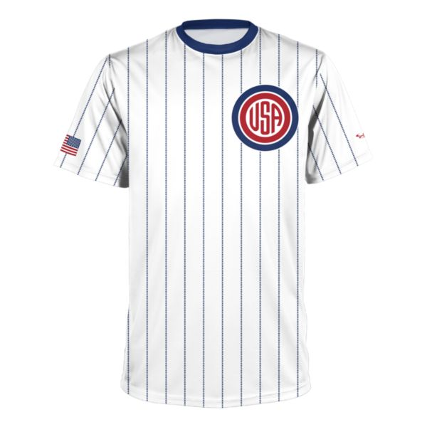 Men's USA BB Pins Performance Shirt