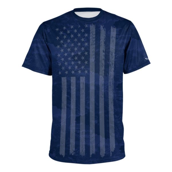 Men's USA Radar Navy/Royal Blue/White