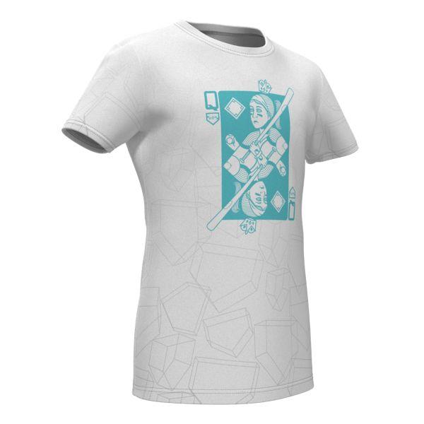 Girls' Graphic Diamond Sports T-Shirts