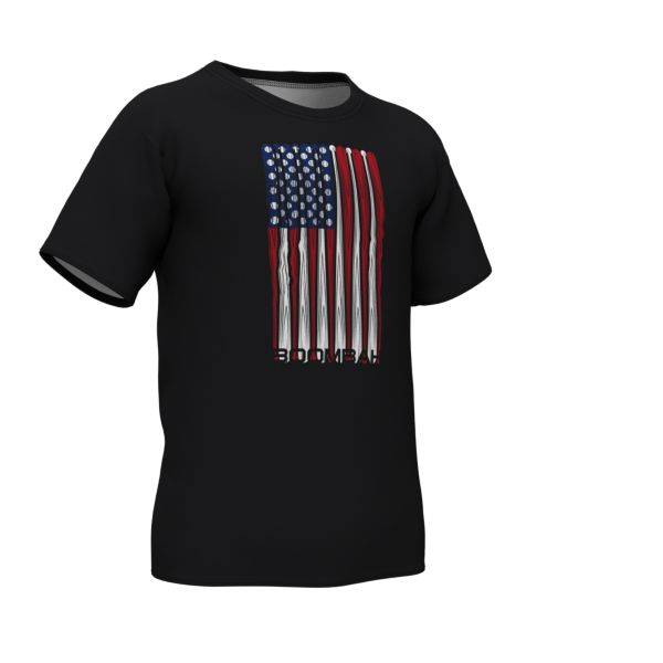 Youth USA Density Knit Performance Shirt