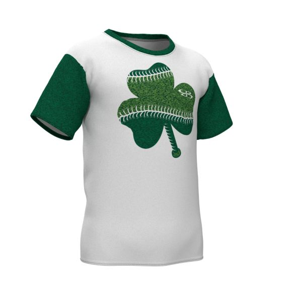 Youth St. Patrick's Day Density Knit T-Shirt