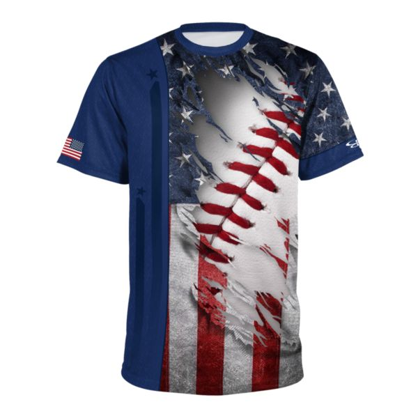 Men's USA Baseball Shirt