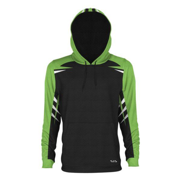 null Black/Lime Green/White