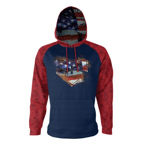 Men's USA Pitch Hoodie