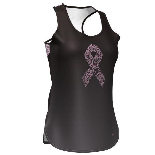 Women's Breast Cancer Awareness Semi-Fitted Tank Top