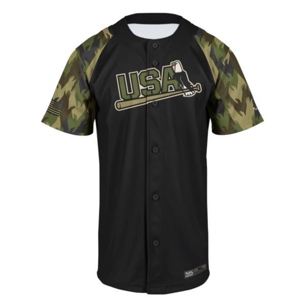 Men's USA Eagle Baseball Jersey