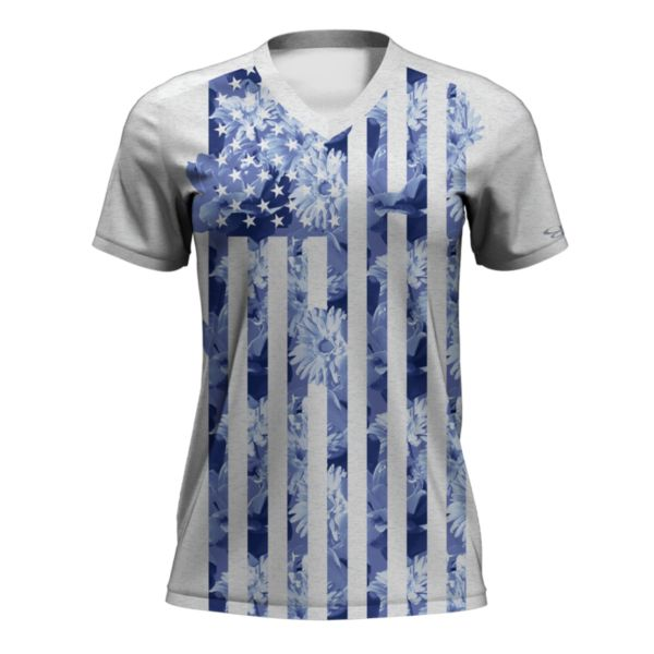 Women's USA Echo T-Shirt