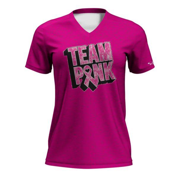 Women's BCA Team Pink T-Shirt