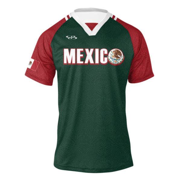 Men's Mexico Fan Jersey