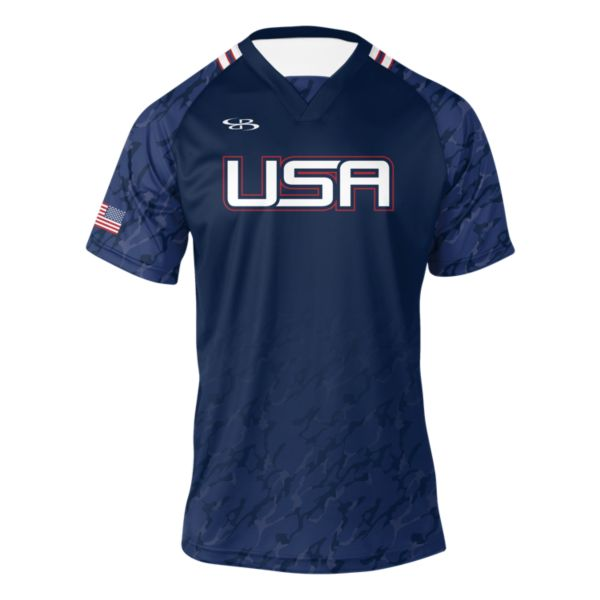 Men's USA Fan Jersey
