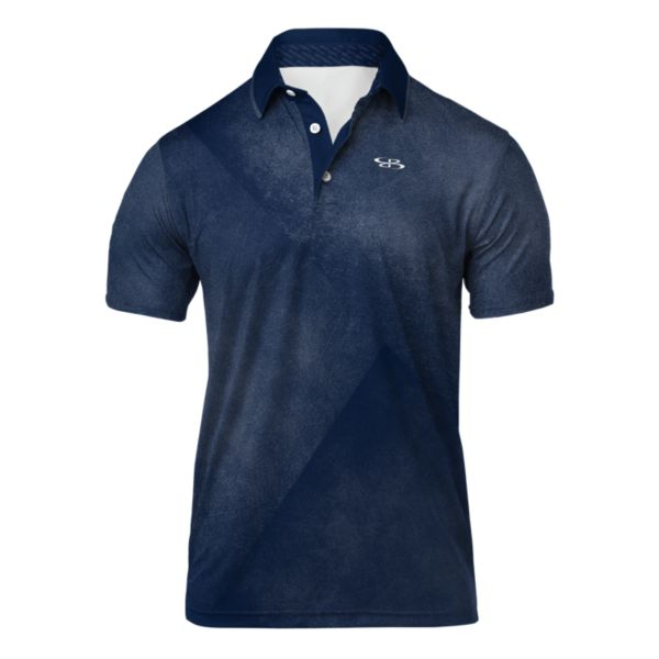 Men's Refract Semi-Fitted Polo
