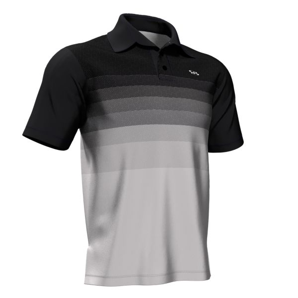 Men's Refract Loose Fit Polo