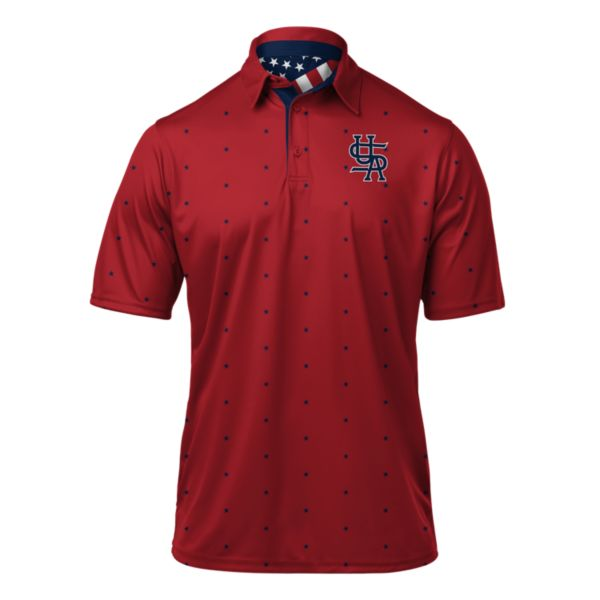 Men's USA Union Polo