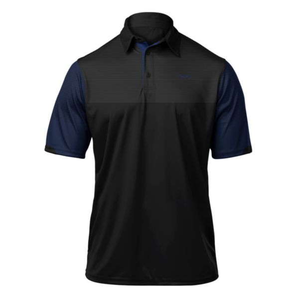 Men's Stripe Polo 2.0