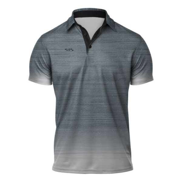 Men's Gamer Semi-Fitted Polo Storm/Foliage