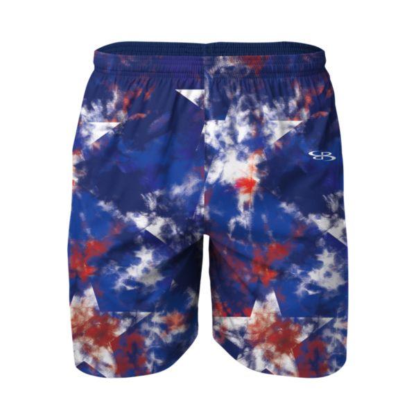 Men's Defy Reflex Woven USA Training Shorts