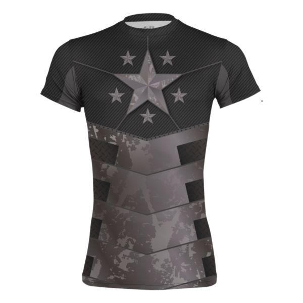 Men's USA Captain Compression Shirt