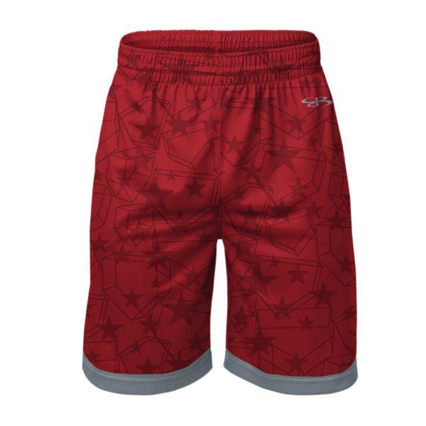 Youth USA Shuffle Advance Knit Basketball Shorts