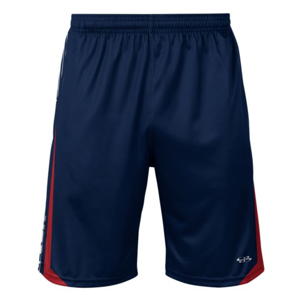 Men's USA Celebrate Advance Knit Short Navy/White/Red