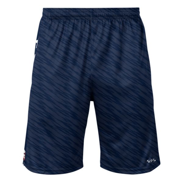 Men's USA Shoutout Advance Knit Short Navy/White/Red