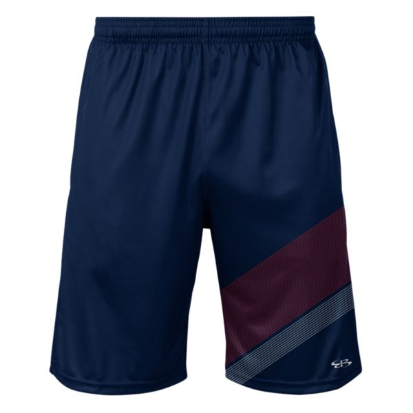Men's USA Honor Advance Knit Short Navy/Red/Gray