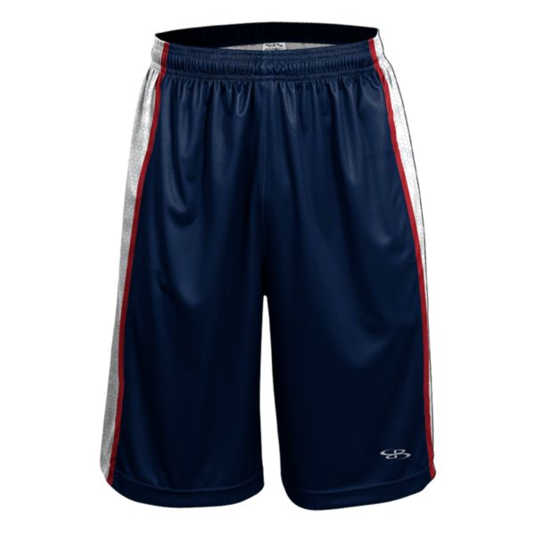 Men's USA Admiral Advance Knit Shorts Navy/White/Red