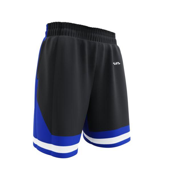 Men's Select Shorts Black/Royal/White