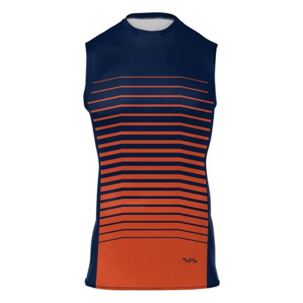 Men's Augment Sleeveless Compression Shirt