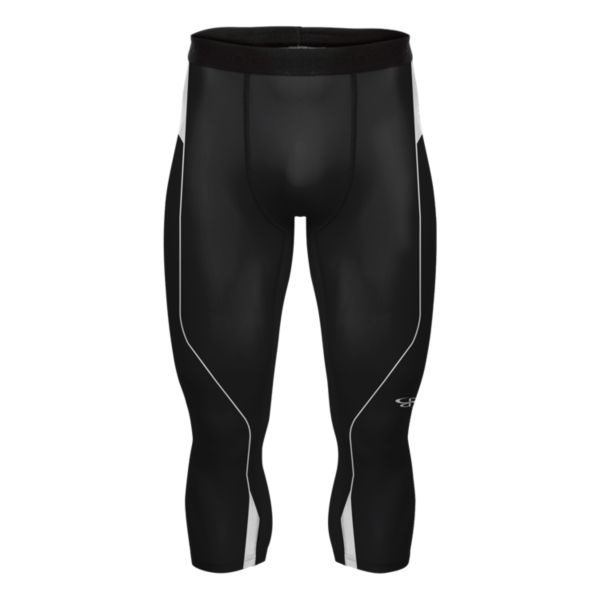 Men's Blade 3/4 Tight Black/White