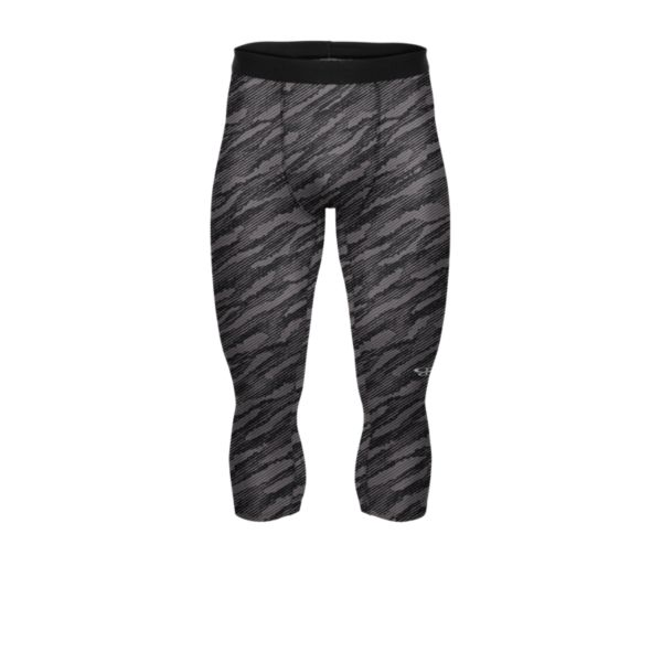 Men's Agile 3/4 Compression Tight