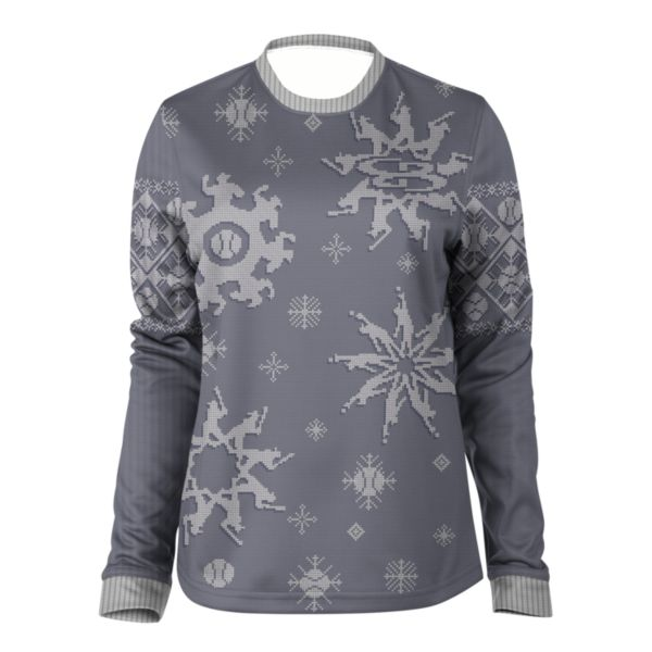 Women's Ugly Christmas Fleece Pullover