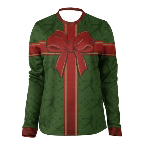 Women's Ugly Christmas Fleece Pullover
