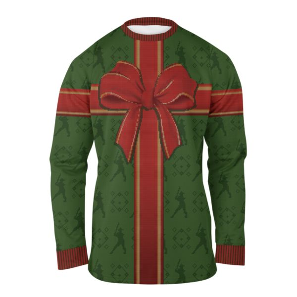 Men's Ugly Christmas Fleece Pullover