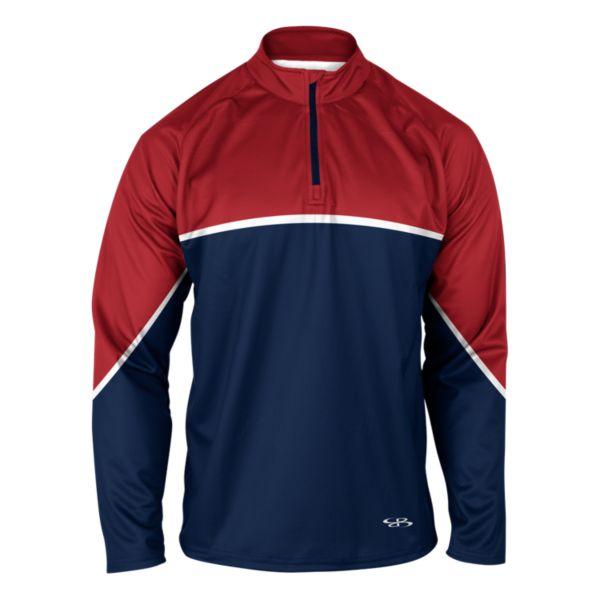 Men's Playoff Quarter Zip Pullover