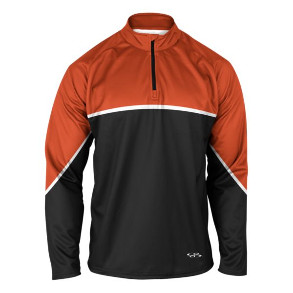 Youth Playoff Quarter Zip Pullover