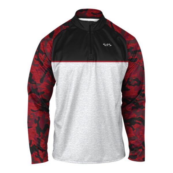 Men's Attain 1/4 Zip Pullover